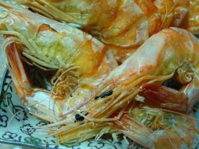 袋裝特級烤蝦怎么吃 烤干的對蝦要這么吃才對