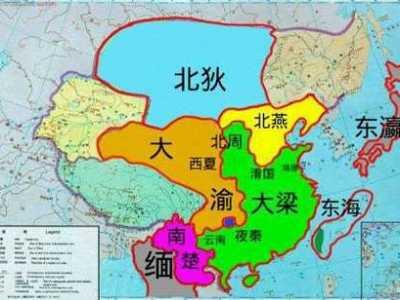 五代十國楚國 南楚國歷史簡介怎么走向滅亡的